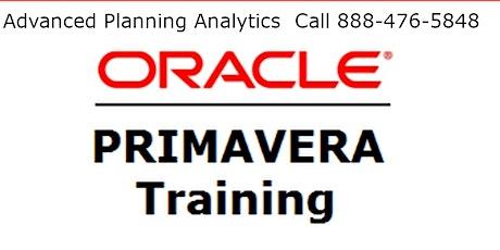 Primavera Risk Training [2 Day] tickets