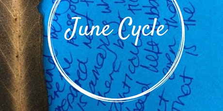 Copy of Art Journaling  - JUNE CYCLE tickets
