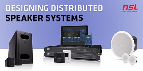 Distributed Speaker Systems tickets