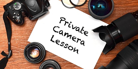 Online Private Photography and Camera Lessons tickets