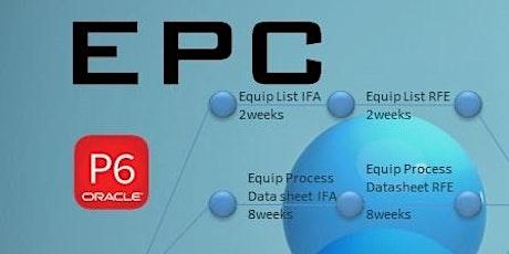 EPC P6 Training tickets