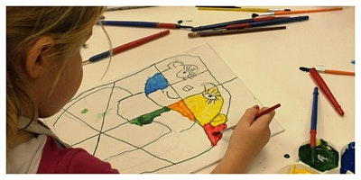 Parent & Child Create Night- Picasso Portraits (5-12 Years) - IN-STUDIO CLASS