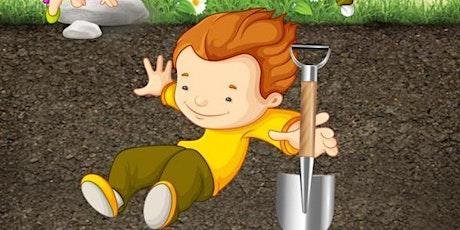 Adventures in the Garden Kids Workshop tickets