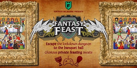 Fantasy Feast - Private Dinner Parties tickets