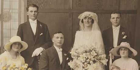 Family History Webinar tickets