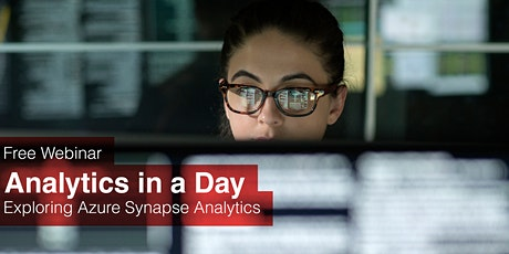 Analytics in a Day:  Exploring Azure Synapse Analytics tickets