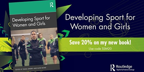 Virtual Book Launch: Developing Sport for Women and Girls tickets