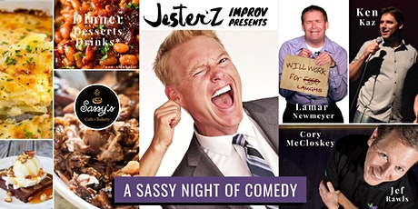 A Sassy Night of Comedy tickets