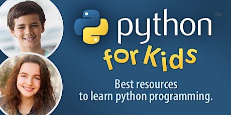 Kids Advanced Coding  - Learn Python with a Professional(12+ years old) tickets