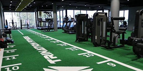 Hurstville - Social Distancing Gym Session tickets