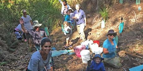 Ridgeway Bushcare Volunteer Activity tickets