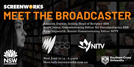 Meet the Broadcaster: SBS Script and Documentary tickets