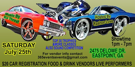 Summer Fest Car & Bike Show tickets