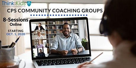 Online CPS Community Coaching Hosted by Think:Kids | Th 1-2pm ET/10-11am PT tickets