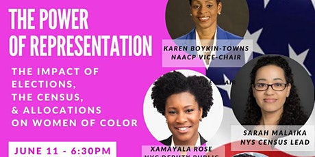 WomenWerk Presents: The Power of Representation for Women tickets