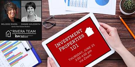 Investment Properties 101 tickets