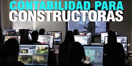 Contabilidad para Empresas Constructoras entradas
