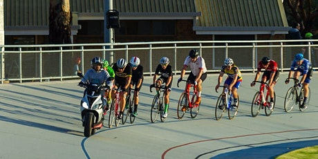 Senior TRACK BIKE Moto-pace  Training at Hanson Reserve tickets