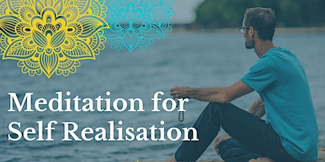 Meditation for Self Realisation tickets