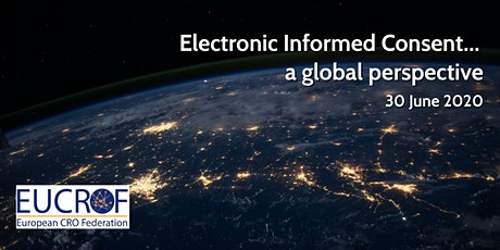 Electronic Informed Consent… a global perspective tickets