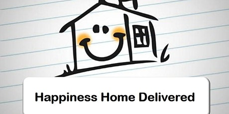 Happiness Home Delivered  Free Online Introduction to the Happiness Program tickets