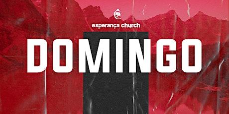 Esperança Church bilhetes