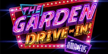 The Garden Drive-In at Amadeus Nightclub tickets