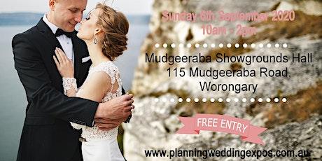 Mudgeeraba Wedding & Lifestyle Expo tickets