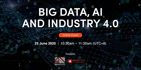 Big Data, AI and Industry 4.0 [Online Event] tickets