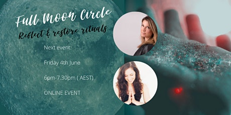June online full moon circle tickets