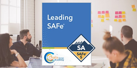 Leading SAFe® 5 Scaled Agilist SA Certification (Private) tickets