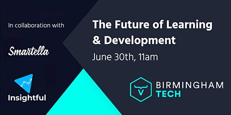 The Future of Learning & Development tickets