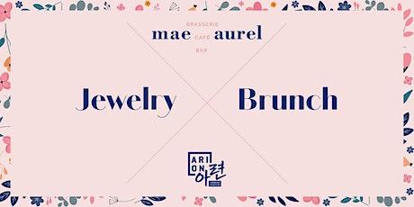 Arion Jewelry Brunch @ Mae Aurel / EARLY BIRDS 9 - 11 Uhr Tickets