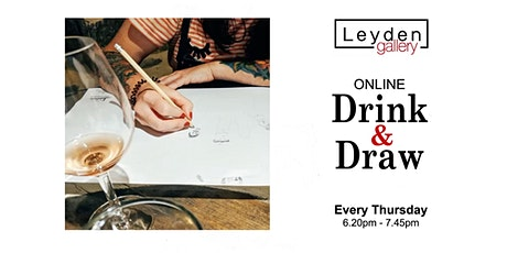 Drink&Draw | Online tickets