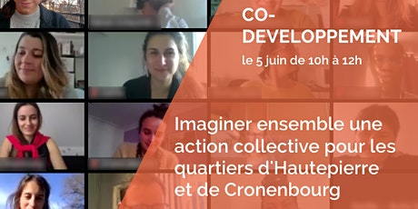 Réfléchir ensemble à une action collective - Hautepierre/Cronenbourg billets