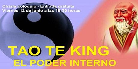 TAO TE KING, EL PODER INTERNO entradas