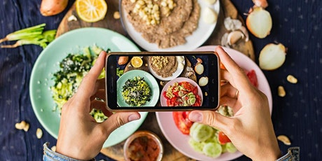 Grapevine Instagram and Food Photography Masterclass tickets