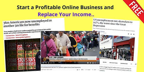 How to Build a Profitable Business on Amazon and Replace Your Income.. tickets