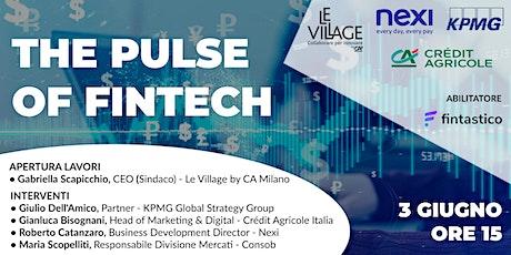 The Pulse of Fintech 2020 biglietti