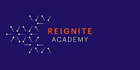 Reinvent, Rebuild, Restart: Vital Skills for a Successful Career tickets