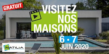 [Visites privées 6 & 7 Juin] Maison Natilia à Saint-André-de-Cubzac billets