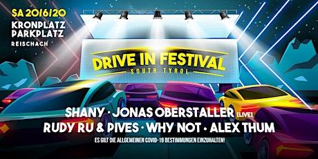 Drive in Festival South Tyrol biglietti