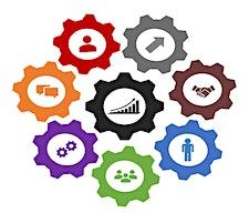 Business Cogs logo