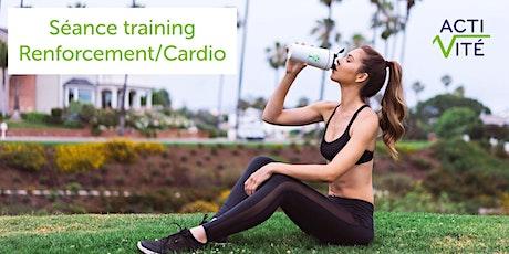 Circuit training (Renforcement et Cardio) billets