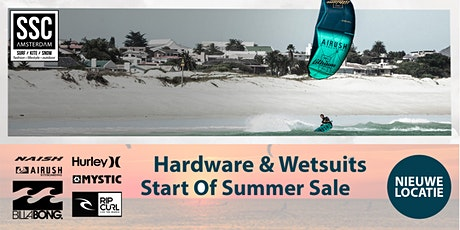 Start Of Summer - Hardware & Wetsuit Sale tickets