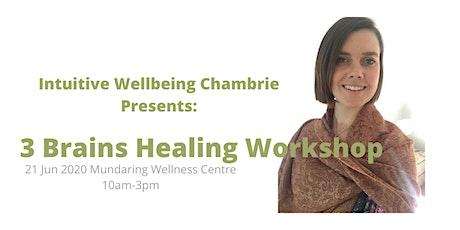 3 Brains Healing Workshop tickets
