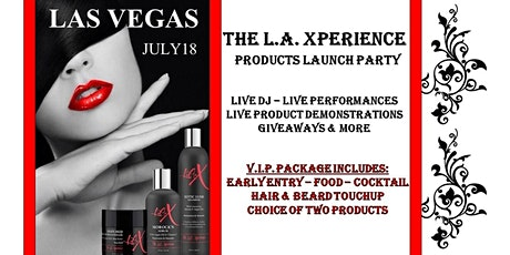 L.A.X. Launch Party!!! tickets