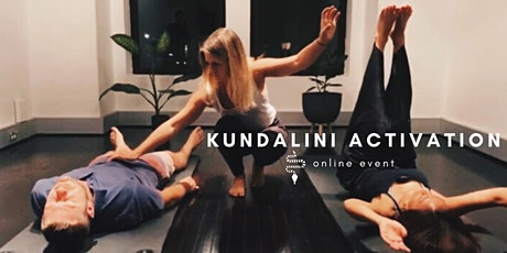 Kundalini Activation - Online Event tickets