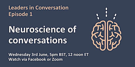The Neuroscience of Conversations tickets