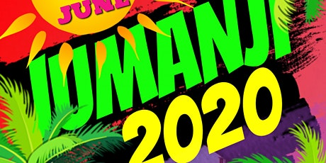 JUMANJI 2020 (Rooftop Pool Party) tickets